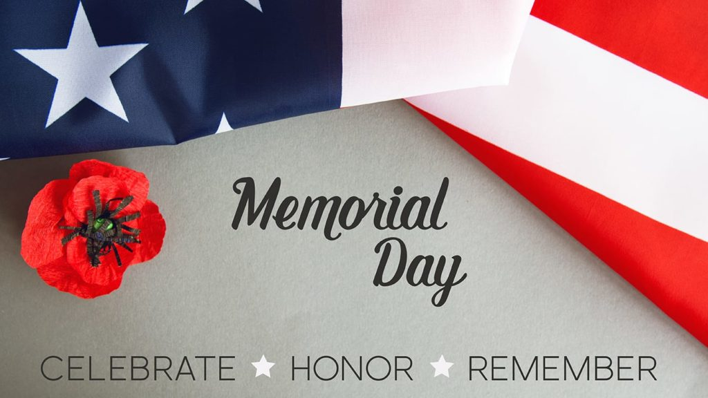 Honoring the Fallen this Memorial Day